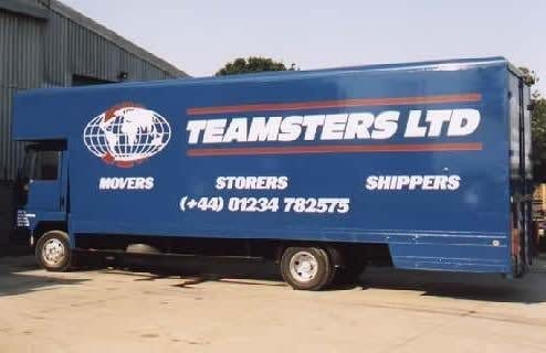 Teamters-ltd-moving-truck